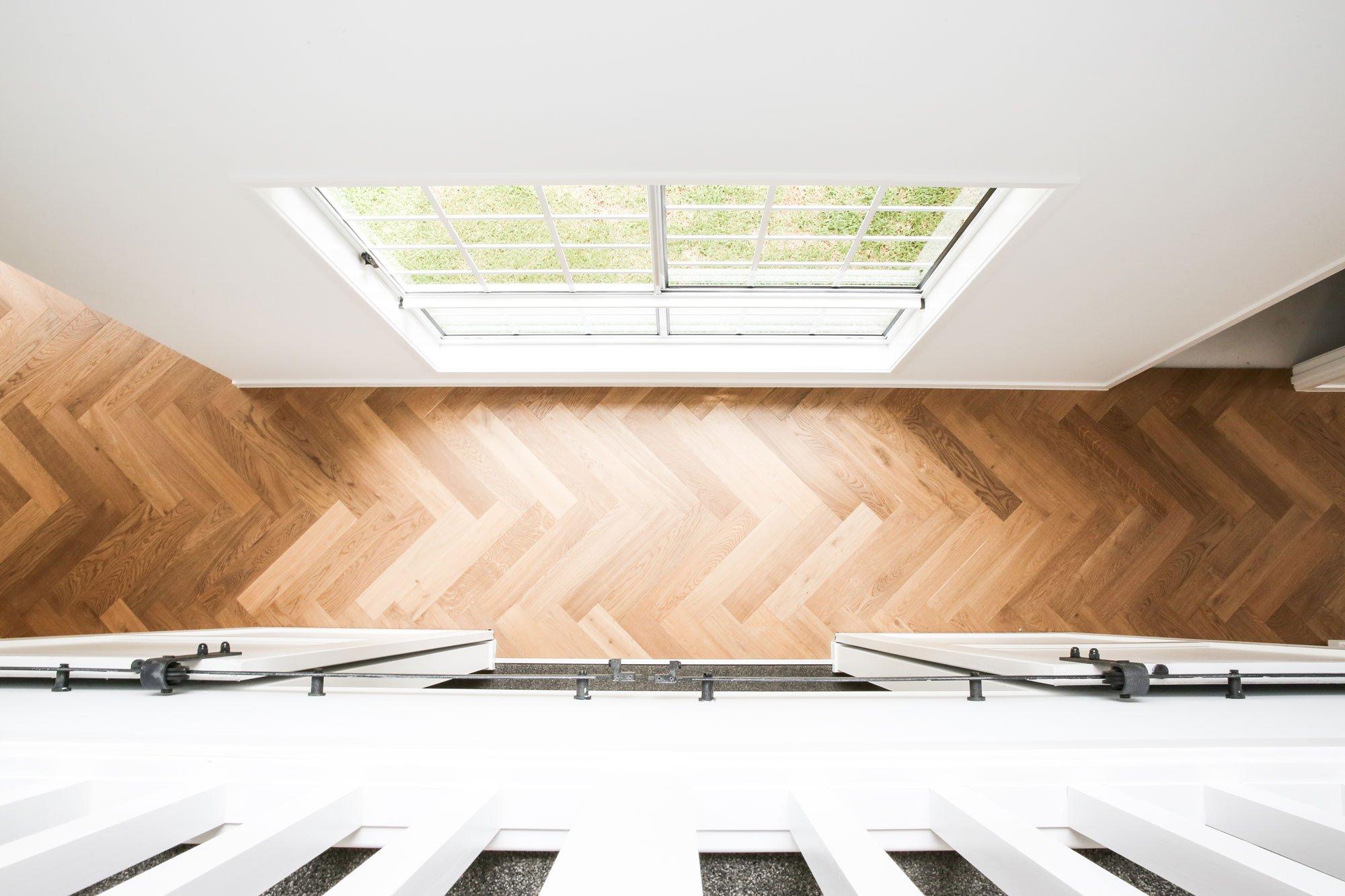 Hamptons Style Herringbone Laid Flooring by DC Living South East Queensland Builder