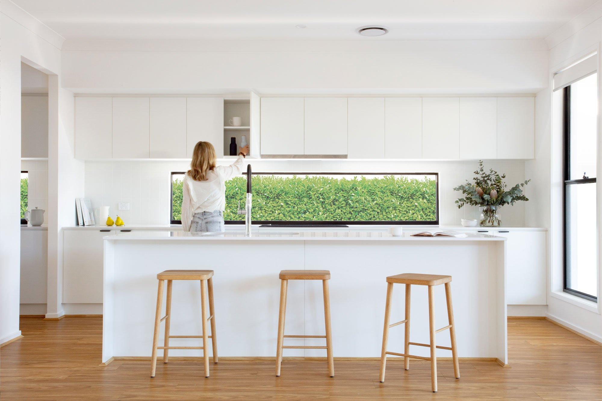 Modern Coastal Kitchen by DC Living Brisbane Gold Coast Builder