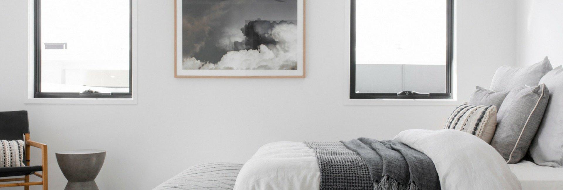 DC Living Brisbane Builders Master Bedroom