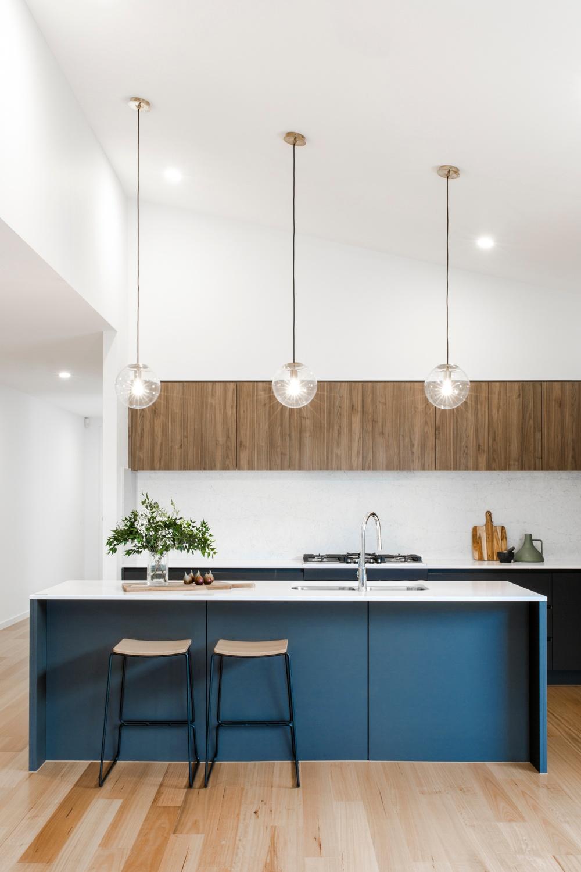 DC Living New Home Builder Kitchen