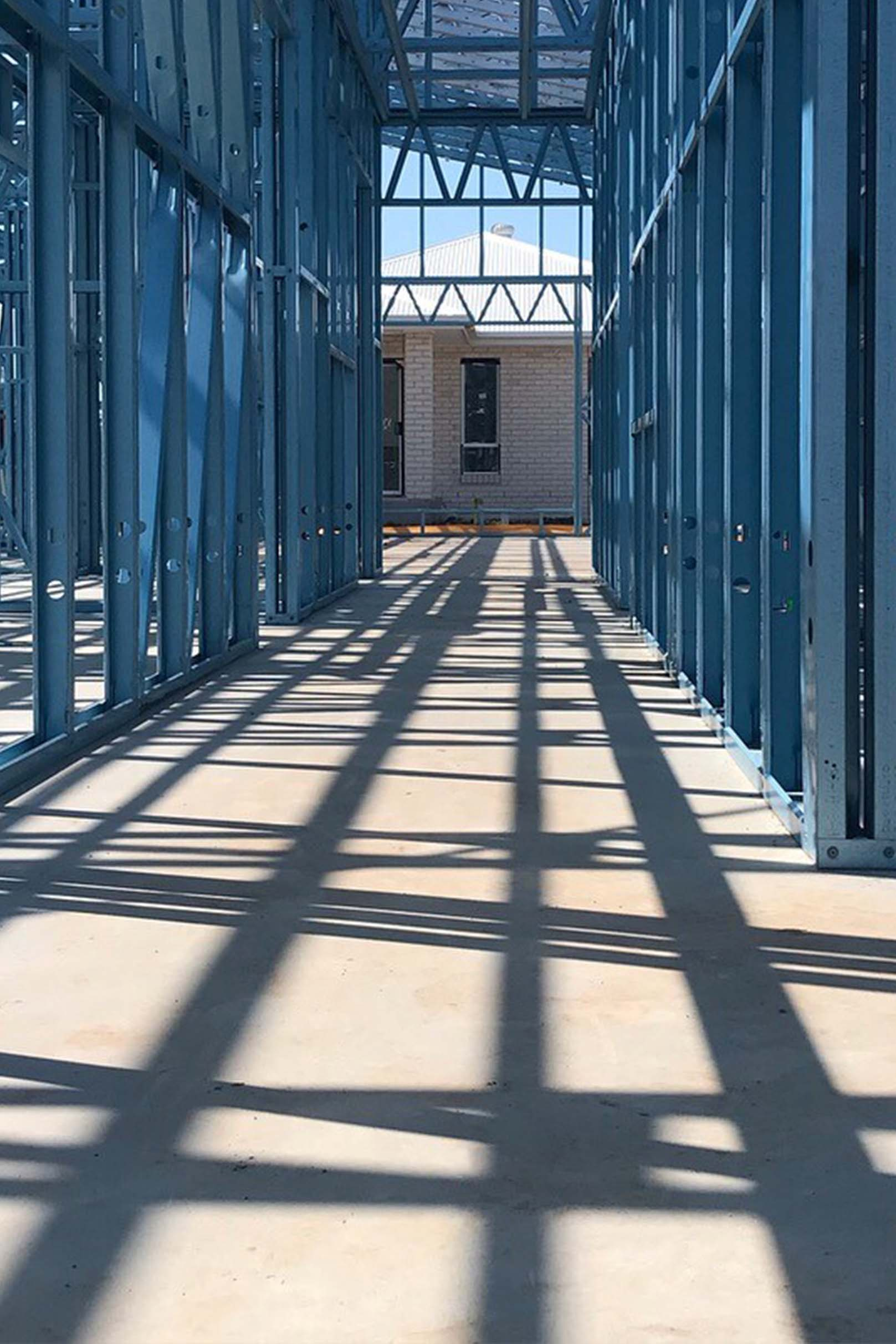 6 advantages when using steel frames for your new home
